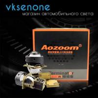 Светодиодные модули Aozoom A5 35W, 3.0 дюйма, 5500К, комплект