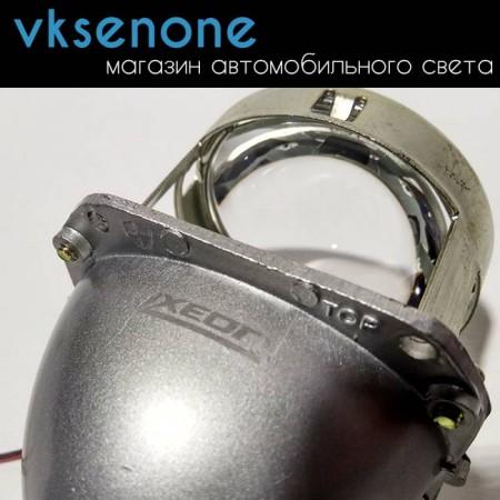Биксеноновые линзы Morimoto vks19, 2.5 дюйма, под H1, комплект