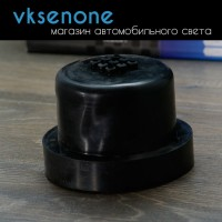 Влагозащитная резиновая крышка для фар, 95 мм