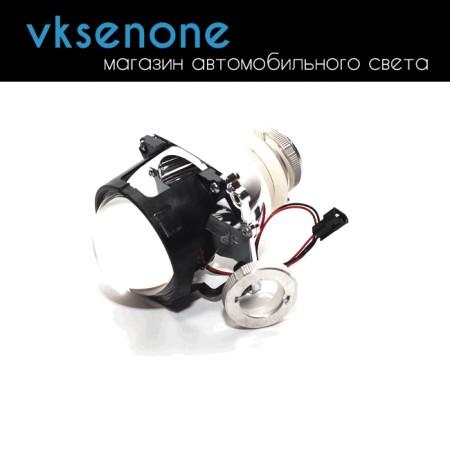 Биксеноновая линза Morimoto mini D2S, 2.8 дюйма