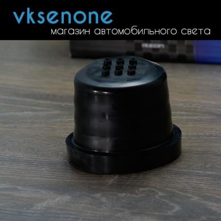 Влагозащитная резиновая крышка для фар, 75 мм