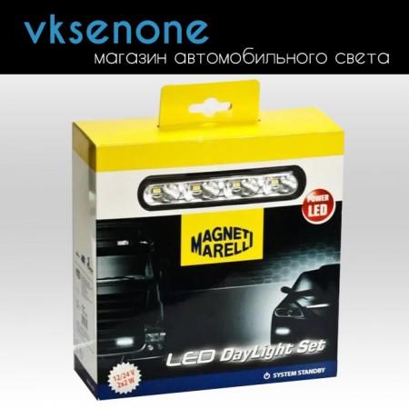 Дневные ходовые огни - Daytime Running Lights Magneti Marelli, LPQ080