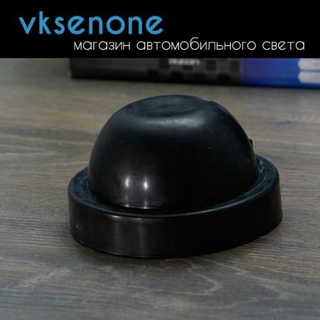 Влагозащитная резиновая крышка для фар, 100 мм