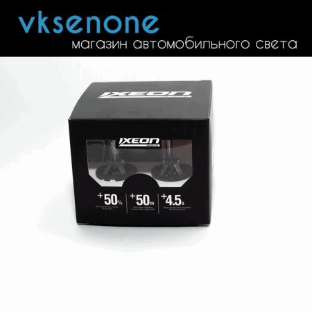 Ксеноновая штатная лампа D1S iXeon 4300K, 35W