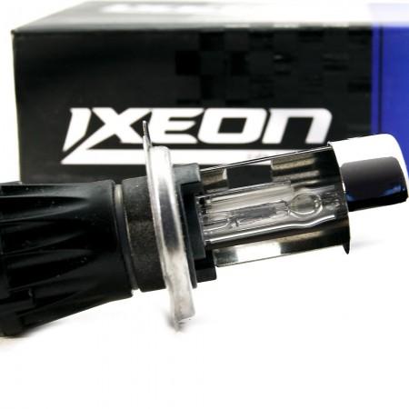 Лампа автомобильная биксеноновая iXeon H4 4300K, 35W, шт