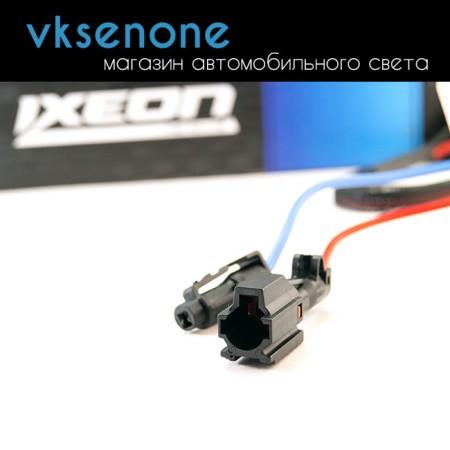 Лампа автомобильная биксеноновая iXeon H4 5000K, 35W, шт