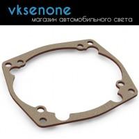 Переходная рамка Ваз 2110/11/12 1995–2012, модуль Morimoto mini H1 2,5D, комплект